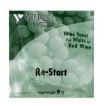 Youngs Re-Start Wine Yeast Sachet 5g