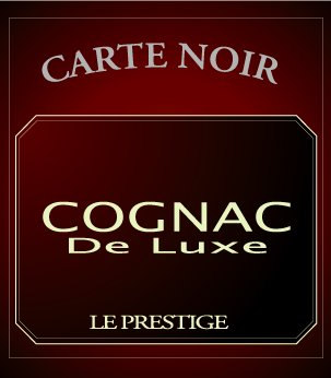Prestige Carte Noir Brandy 1000ml