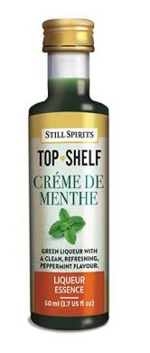 Still Spirits Top Shelf Creme de Menthe 50ml