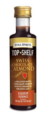 Still Spirits Top Shelf Swiss Chocolate Almond 50ml