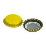 Crown Caps Yellow (40s)