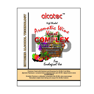 Alcotec Aromatic Wine Yeast Complex