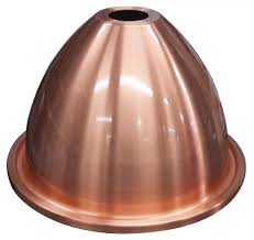 Alembic Copper Dome Lid