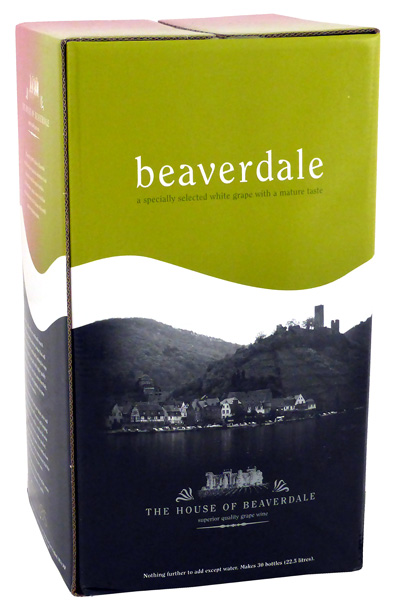 Beaverdale White Burgundy 30 Bottle