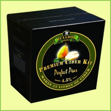 Bulldog Perfect Pear Cider
