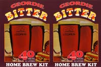 Geordie Bitter 40 Pint Kit