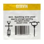 Gervin GV3 - Sparkling Wine Yeast