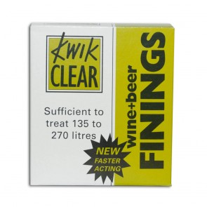 Kwik Clear Fining 135 - 270 Litres