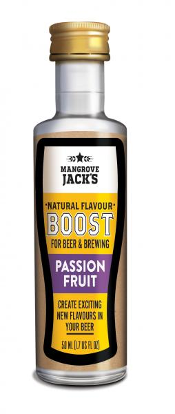 Mangrove Jacks Passion Fruit Booster