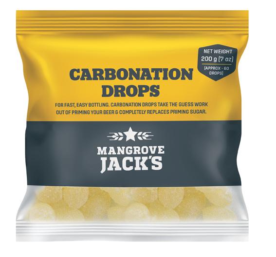 Mangrove Jacks Carbonation Drops 200g