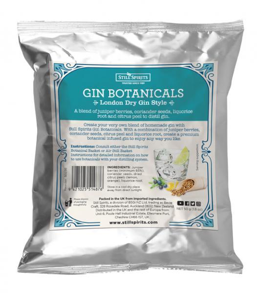 Still Spirits Gin Botanical Kit