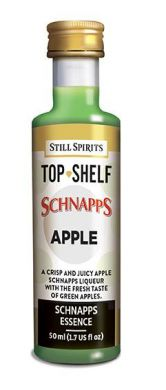 Still Spirits Top Shelf Apple Schnapps 50ml