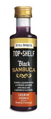 Still Spirits Top Shelf Black Sambuca 50ml