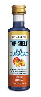 Still Spirits Top Shelf Blue Curacao 50ml