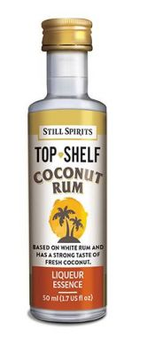 Still Spirits Top Shelf Coconut Rum 50ml