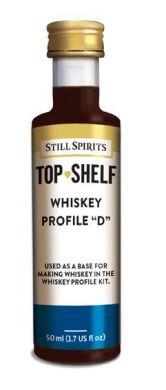 Still Spirits Top Shelf Whiskey Profile
