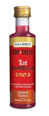 Still Spirits Top Shelf Red Sambuca 50ml