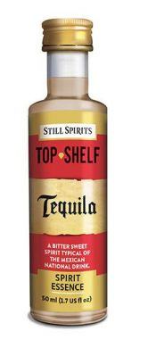 Still Spirits Top Shelf Tequila 50ml