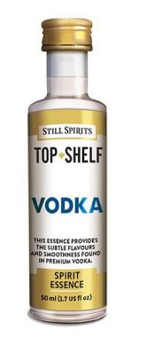 Still Spirits Top Shelf Vodka 50ml