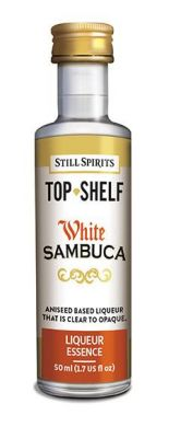 Still Spirits Top Shelf White Sambuca 50ml