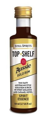 Still Spirits Top Shelf Aussie Gold Rum 50ml