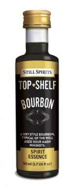 Still Spirits Top Shelf Bourbon 50ml