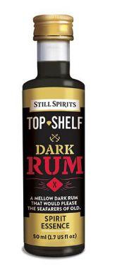 Still Spirits Top Shelf Dark Rum 50ml