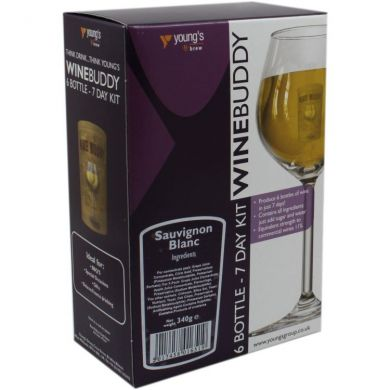 Wine Buddy 6 Bottle Sauvignon Blanc