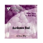 Youngs Bordeaux Red Wine Yeast Sachet 5g